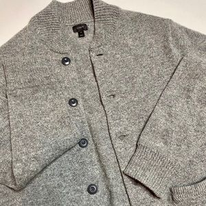 JCrew Wool Cardigan